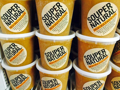 Farm Fresh Locally Made Soups and Sauces